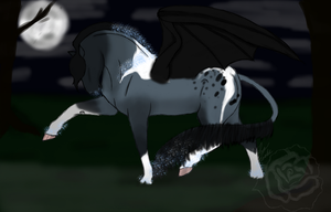 Lord of Ice and Darkness by Animehorses4eva