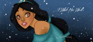 Disney - Jasmine by van-etheran