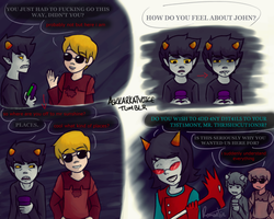 Ask Karkat Voice 1 by QuiteRomantic