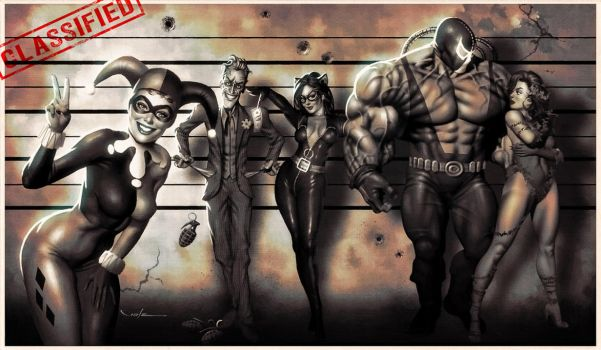The Usual Suspects by Valzonline