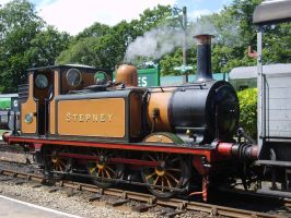 Stepney by matt-durkan-railways