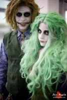 Why so serious? by AerialAceCosplay