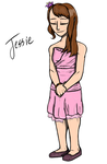 Jessie's Prom Dress by theINAshow