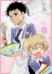 Mori and Honey cooking by VincentStrider