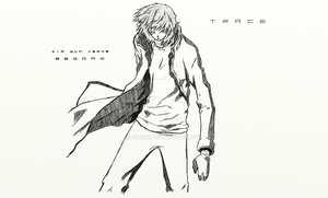 TRACE Mr.Beggar by Ginshi