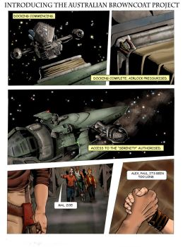 Australian Browncoat Project: Page 01 by dmbarnham