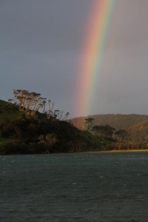 Rainbows End by Applemac12