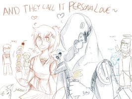 They call it Persona Love by SandraMJ