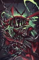 Knight Spawn Prints by RobDuenas