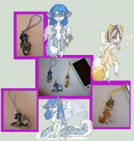 Some cute charms by lfraysse