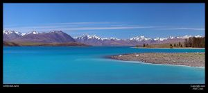 Blue Lake by neilcreek