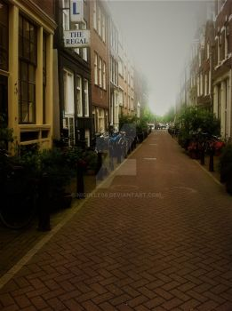 Amsterdam Netherlands by Nicolle08