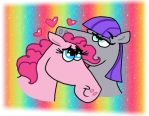 Pinkie and Maud Pie by Cookie-Lovey
