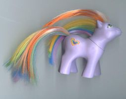 Custom MLP: Pride Baby Girl ND by marienoire