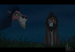Remember who you are Kovu by agoonia1