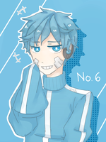 Male!Ene by VkBurgers