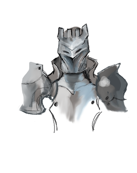 Armor Practice by DarkPrediction20