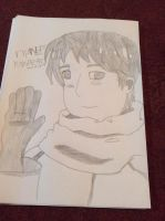 Russia from Hetalia by Grell89