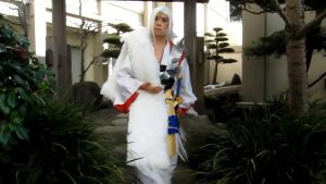 Eternally Wandering: Sesshomaru Cosplay by POOTERSS