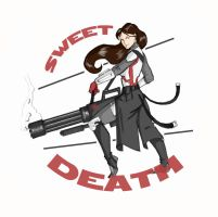 Sweet Death by commander-13