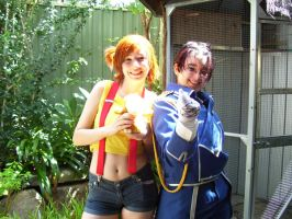 Misty and Roy by Catofhope