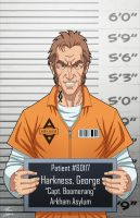 George Harkness (Earth-27) locked up commission by phil-cho