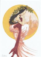 Mucha Style 8 by VeryGood91