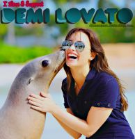 Demi Lovato Support by Dinosauuur
