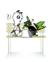 The Crack Pairing Bench by ChaoticCinder