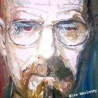 Walter White by mike-nesloney