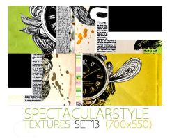 textures set 13 by spectacularstyle