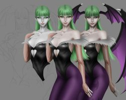 Morrigan final step by step by evandromenezes