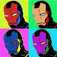 4 Tonys by blindfaith311