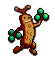 #185 - Sudowoodo by Aenea-Jones