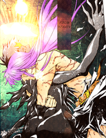 SPOILER, DGM Chapter 199 by gallured
