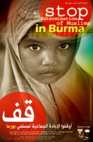 stop  Extermination of Muslims in Burma by taoufiq