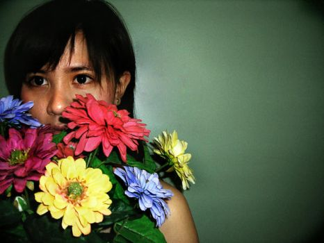 Flowers for Hong Kong by c0rny05