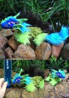 Koriiae - Poseable Creature - SOLD by SonsationalCreations