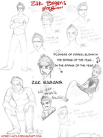 GA- Zak Doodles by MsJillyJelly