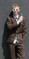 10th Doctor 2014 (London MCM) by TimeLord1991