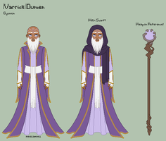 ToS - Varrick Reference Sheet by porcelian-doll