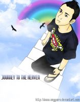 journey to the heaven by anggaara