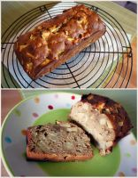 Apple Bread by pandrina