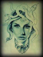 Medusa by DrAnDrea