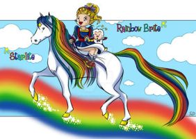 Rainbow Brite by saeko-doyle