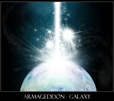 Armageddon - Galaxy by spilling-heart