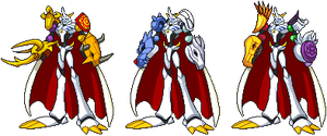Omnimon Arm Transplants by Wooded-Wolf