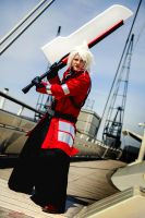 Ragna- The Wheel Of Fate Is Turning by Ruxtano