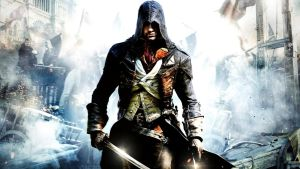 Assassin's Creed Unity by ProfessorAdagio