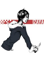 Needy Izaya by HettaG